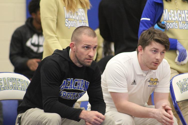 McEachern sets sights on winning region traditional tournament